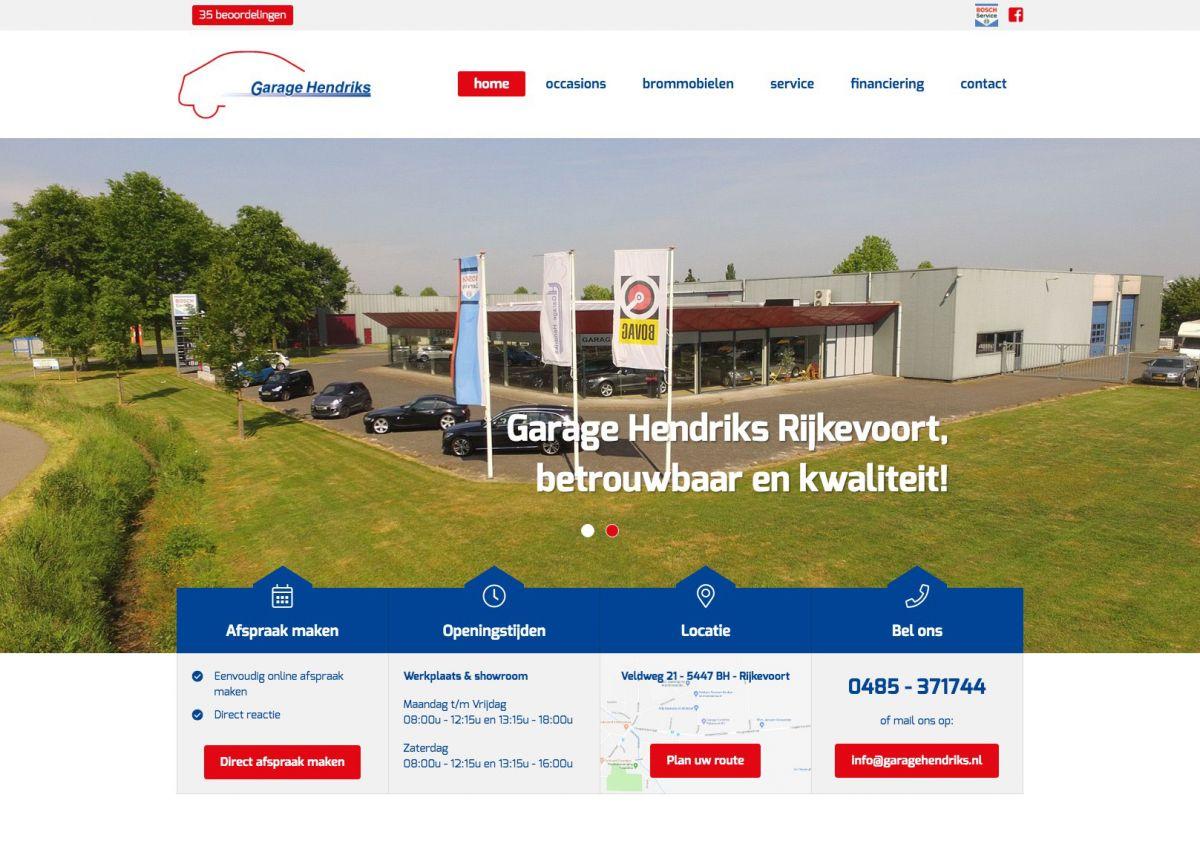 Garage Hendriks