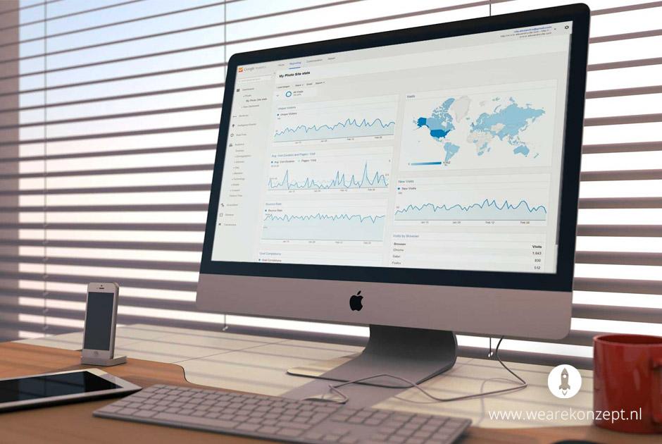 10 tips voor Google Analytics! UTM-tags, hoe stel je ze op? - We Are Konzept | internetbureau - Nijmegen