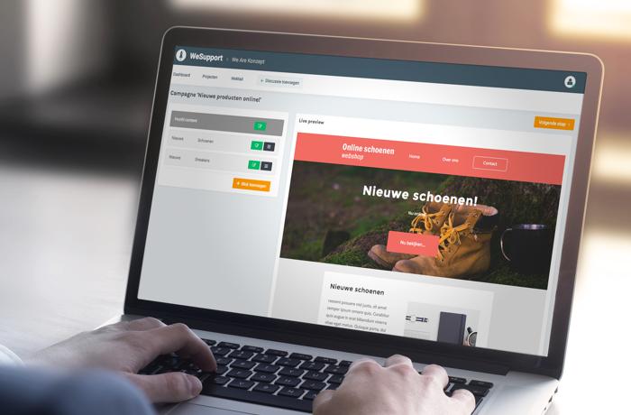 Persoonlijke e-mail marketing - We Are Konzept | internetbureau - Nijmegen