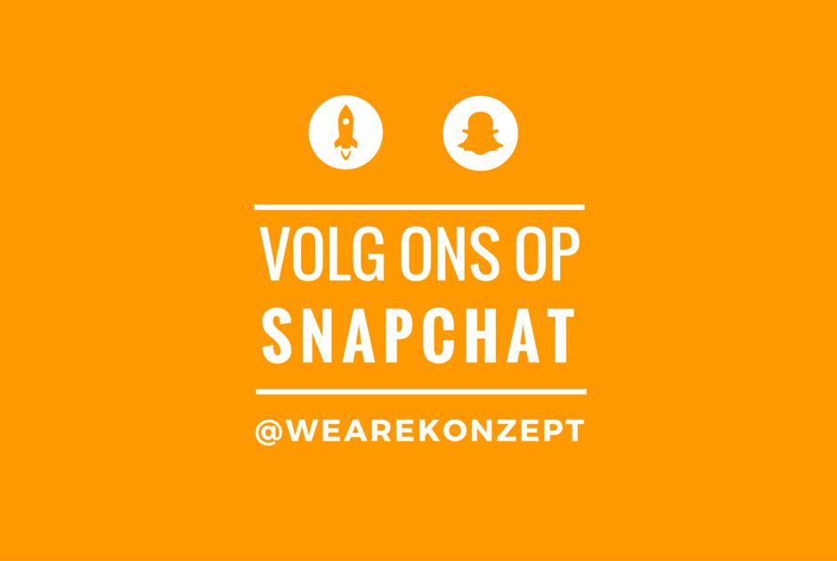 Snel, rauw & direct: grijp je kans op Snapchat zakelijk!