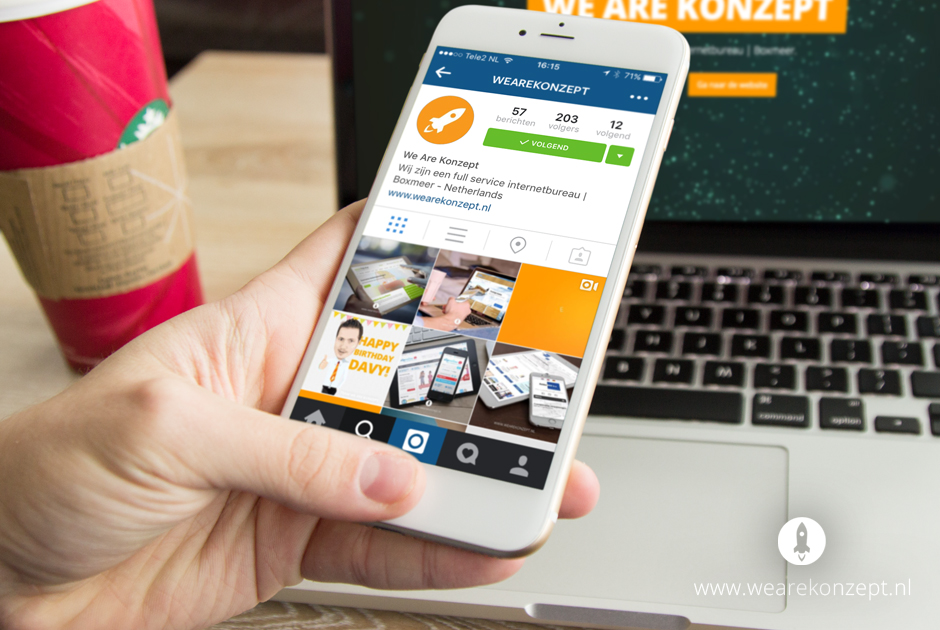Adverteren op Instagram? Dit is hoe het werkt - We Are Konzept | internetbureau - Nijmegen