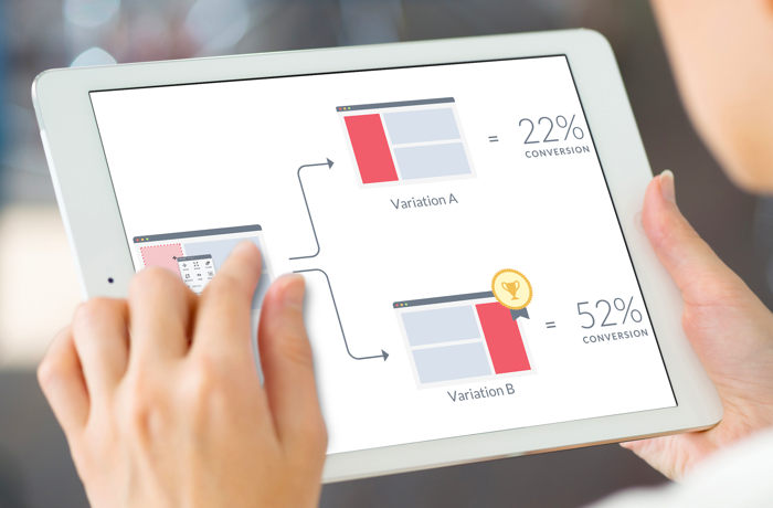 Meer resultaat met je website door conversie optimalisatie - We Are Konzept | internetbureau - Nijmegen